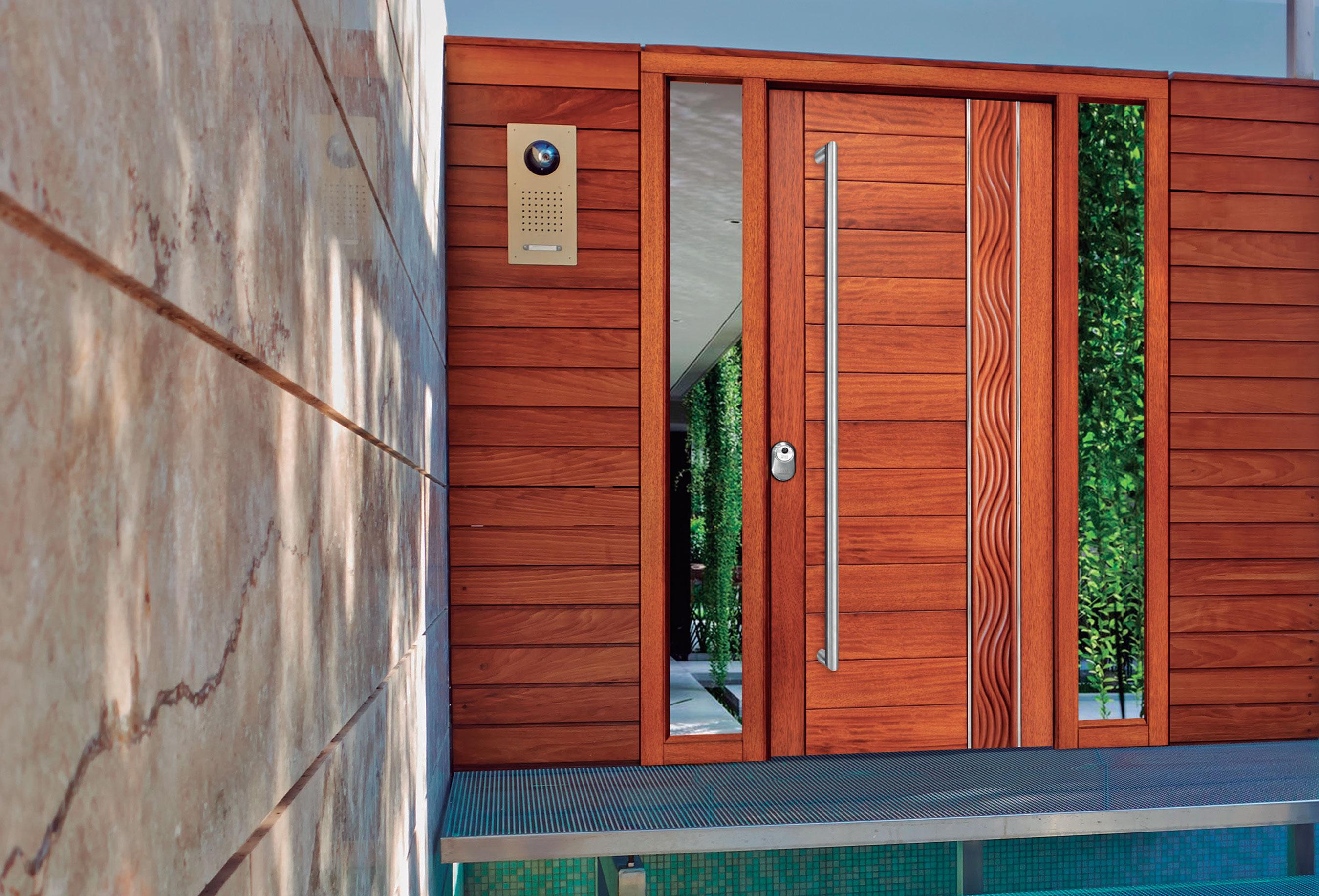puertas de interior y exterior tipos y caracter sticas